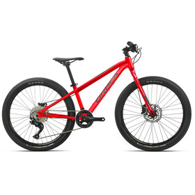 "ORBEA MX Team Disc 24"" Lapset, red/black"
